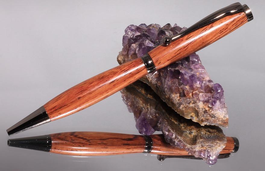 fancypen gunmetal rosewood 01